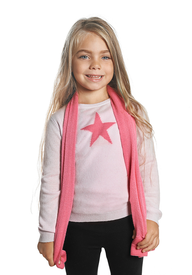 Baby Grace Scarf 2