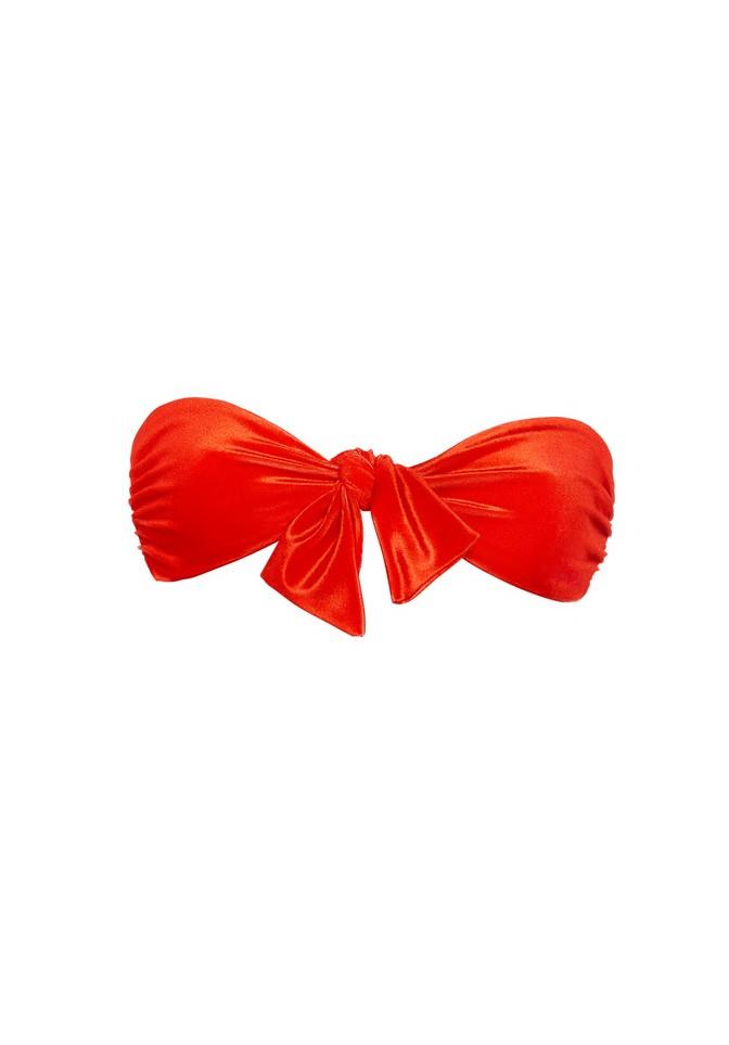 ALEXIA TOP RED