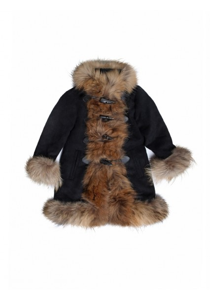 Charlotte baby coat